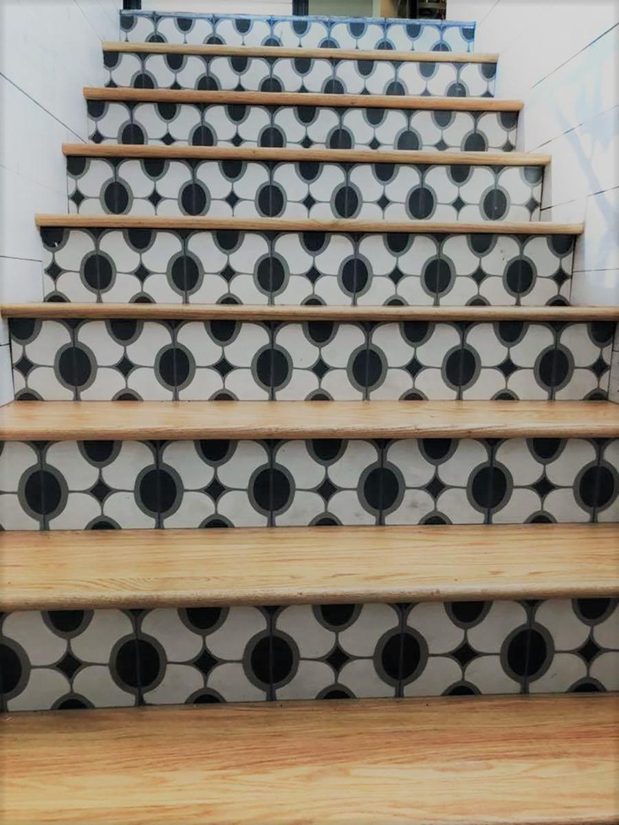 Al Biernat North stairway