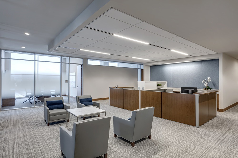 NTT Data - Gordon Highlander - Office Project - waiting room