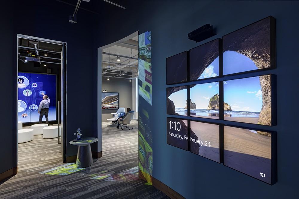 NTT Data - Gordon Highlander - Project - TV Room