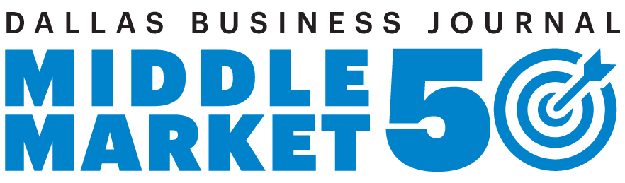 Gordon Highlander received the Dallas Business Journal Middle Market 50 award in 2018